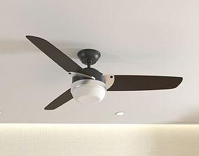 Hunter Nova Fan 3d Model