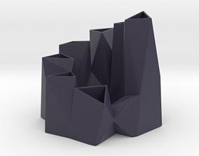 3D print model Multiple Penholder