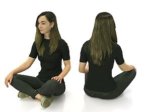 figure 3d scan woman 9