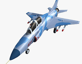 3D model Eagle JL-9 Advanced Trainer