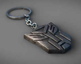 Transformers Autobots Logo 3D printable model