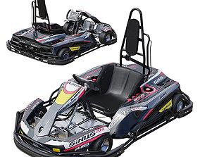 3D model electro Kart - RiMO SiNUS iON