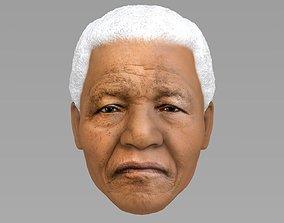 Nelson Mandela 3D