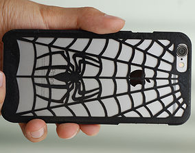 3D printable model Spidersuit Iphone 6 Case