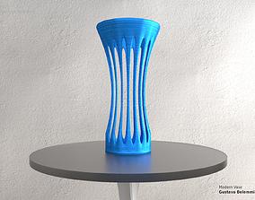 Modern Vase Wide Mouth 3D print model
