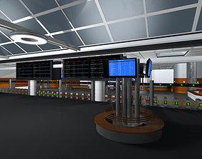 3D Central station