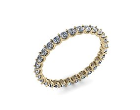 3D printable model minimalist Jewelry Ring