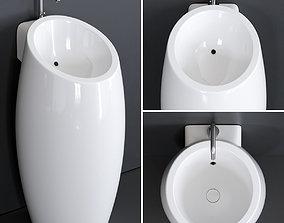 Scarabeo Ceramiche Planet washbasin art 8104 3D asset