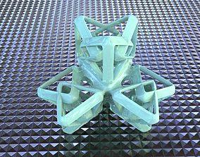 BRO WOVEN TETRAHEDRON 2 3D printable model