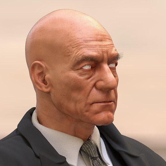 Charles Xavier(X-MEN)