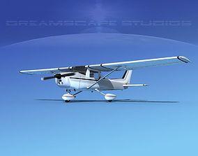 Cessna 150 Commuter V01 3D