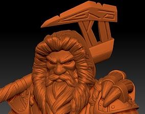 Gloin 3D printable model