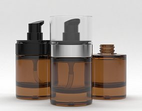 heavy bottle 30ml type3 3D model