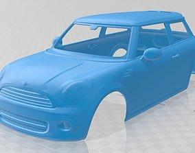 Cooper 2011 Printable Body Car