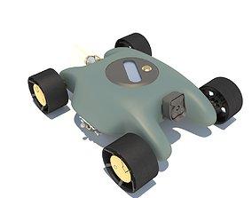 Terrestrial Surveyor 3D animated