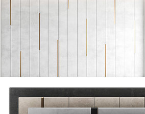 3D Decorative wall panel set 47