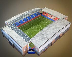 DW Stadium 3D model