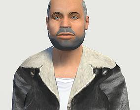 Unity Humanoid Model Male 015 animated