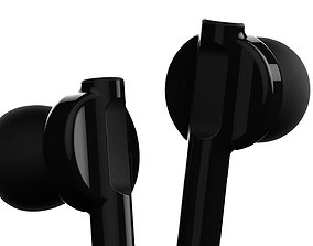 3D model TWS blutooth earbuds