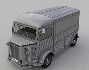 3D model CITROEN HY VAN 1948