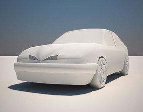 3D model Alfa Romeo 146