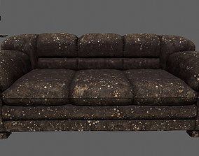Armchair sofa armchair 3D asset