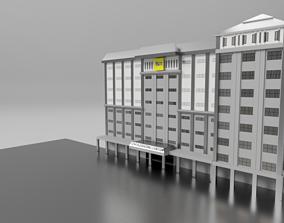 3D model Sti building
