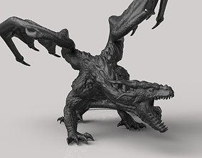 3D print model The Dragon