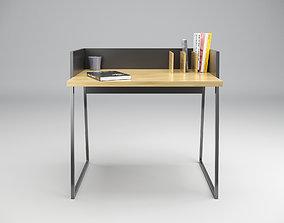 Volga Writing Desk 3D model