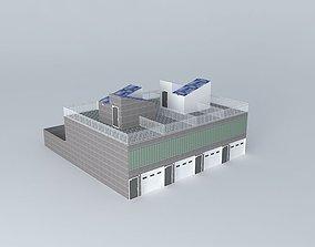 3D model Quadplex