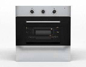 Oven N63 3D model