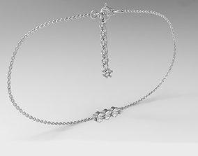 Precious Bracelet 3D print model