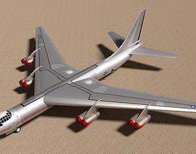 3D model Convair YB 60