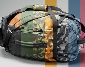 Duffel Bag 3D model PBR