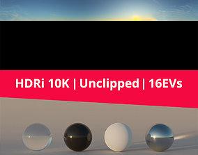 3D model HDRi Sky 014