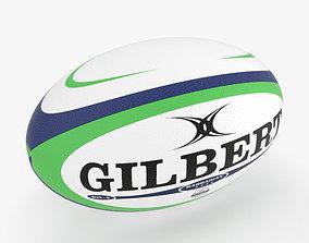 ball Rugby Ball 3D model