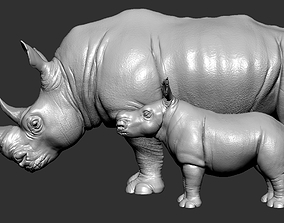 Rhino 3D printable model