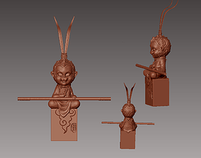 3D print model Monkey King