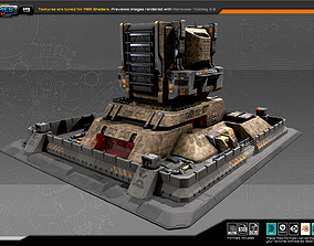 RTS Headquarter - 19 3D model