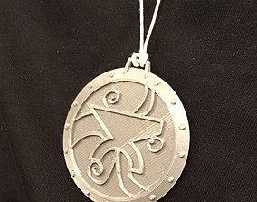 3D printable model Amulet of Zenithar - Skyrim The Elder 1