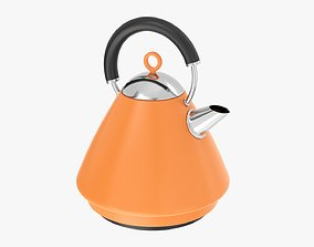 Modern electric kettle 3D model