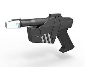 3D print model Hawk Blaster from Buck Rogers in the 25th 2