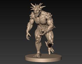 3D Demon Creature 05