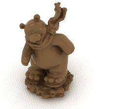 Bear Polar 3D printable model