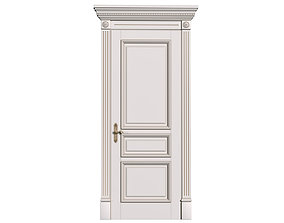 3D Door Interior Classic