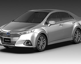 Toyota SAI 2014 3D