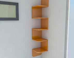 Corner Shelf 3D