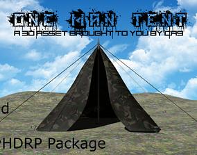 3D model One Man Tent