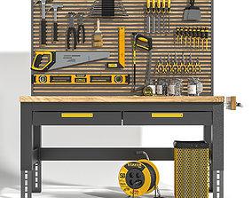 Workbench 3D model brush