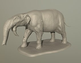 3D printable model Deinotherium